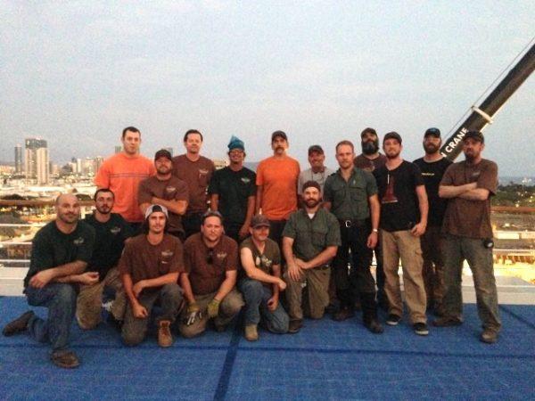 Shellback Interiors Team of Marine Interior Construction Contractors
