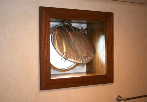 Marine Porthole Remodel by Shellback Interiors